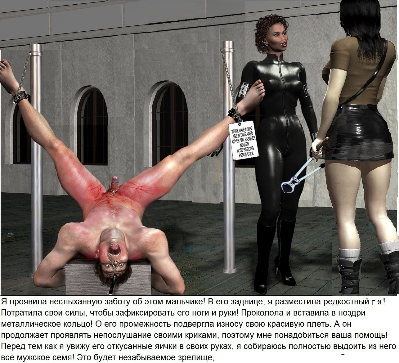 Проститутки госпожа раб новосибирск 27 фотография